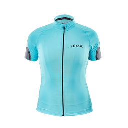 Womens Jersey - Hors Categorie - Turquoise