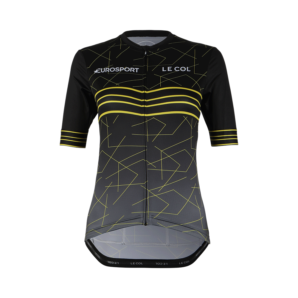 Womens Le Col x Eurosport Jersey