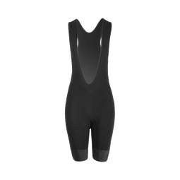 WOMENS BLACKOUT THERMA BIB SHORTS