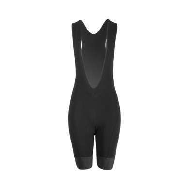 Womens Pro Blackout Therma Bib Shorts