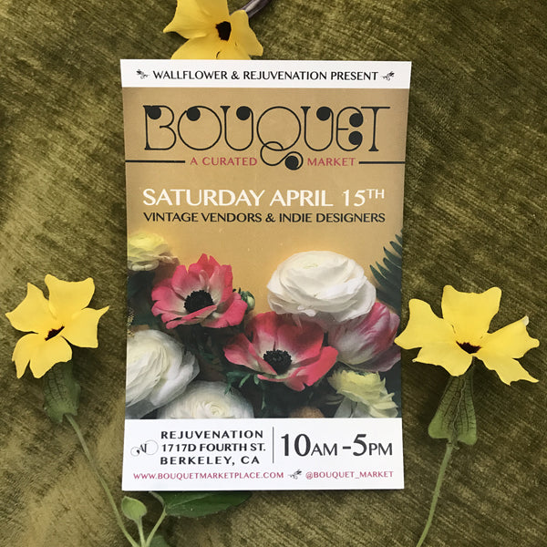 St. Lightning at Bouquet Market on 4/15