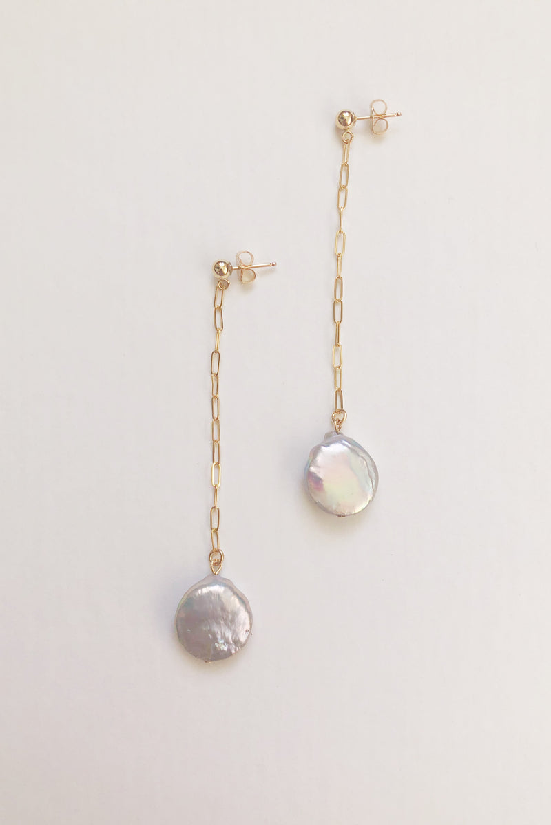 Fiorucci Pearl Earrings