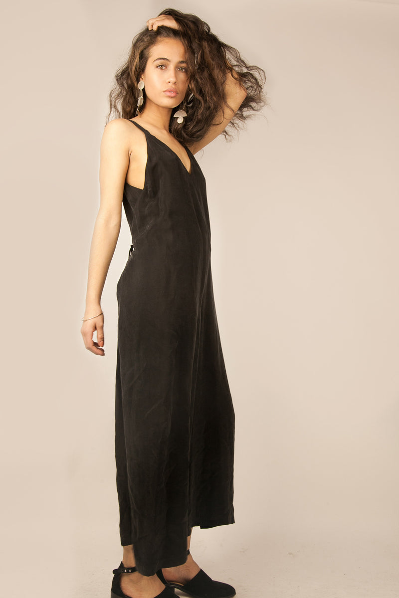 Florence Jumpsuit in Black