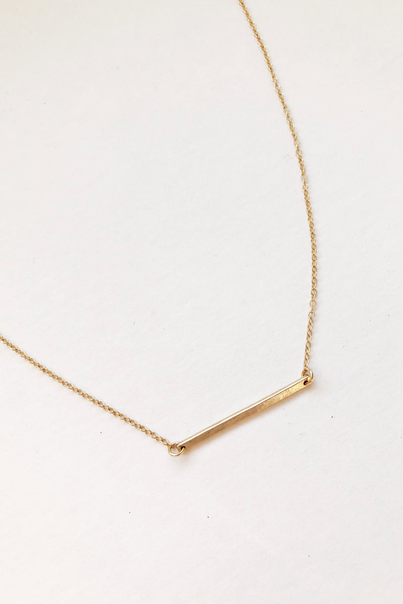 Baby Bar Necklace