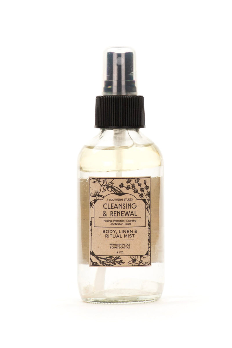 Cleansing and Renewal Mist