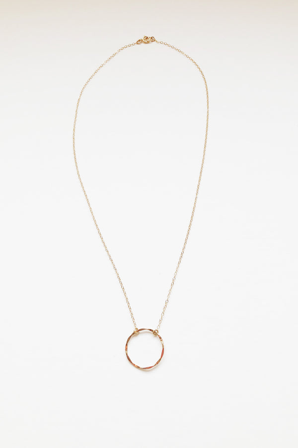 La Reina Ring Necklace