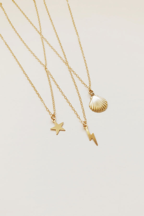 Orion Charm Necklace
