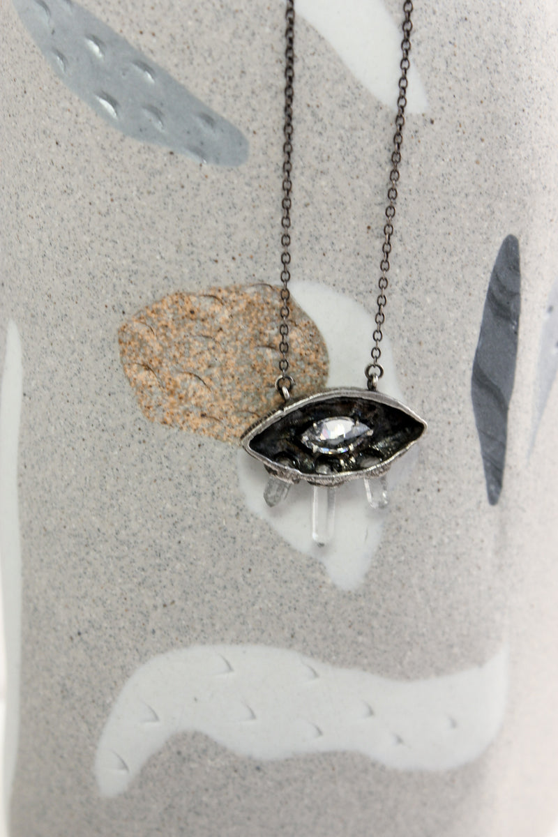 Small Eye Necklace