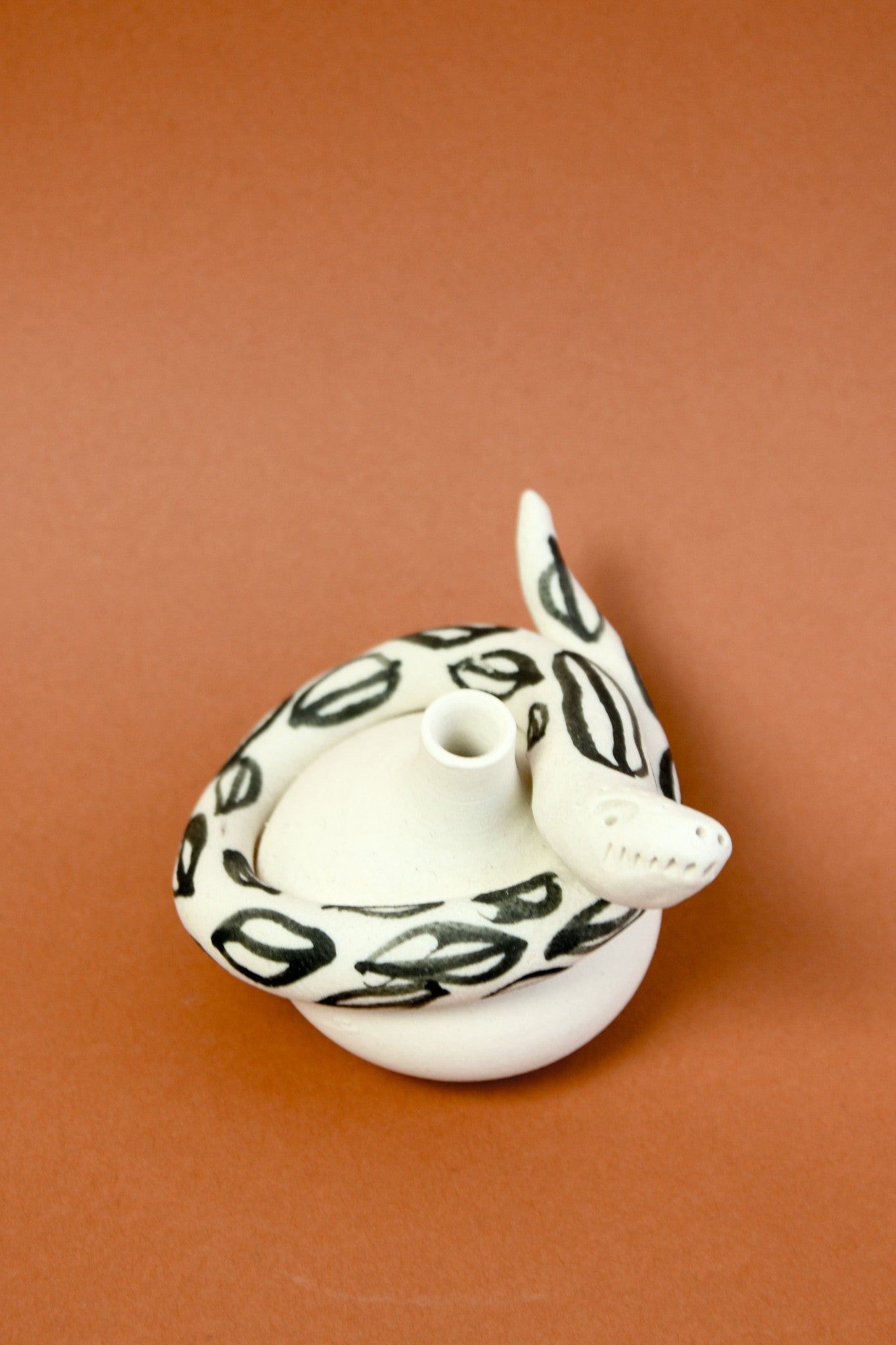 Beast of Burden Mini Snake Vessel