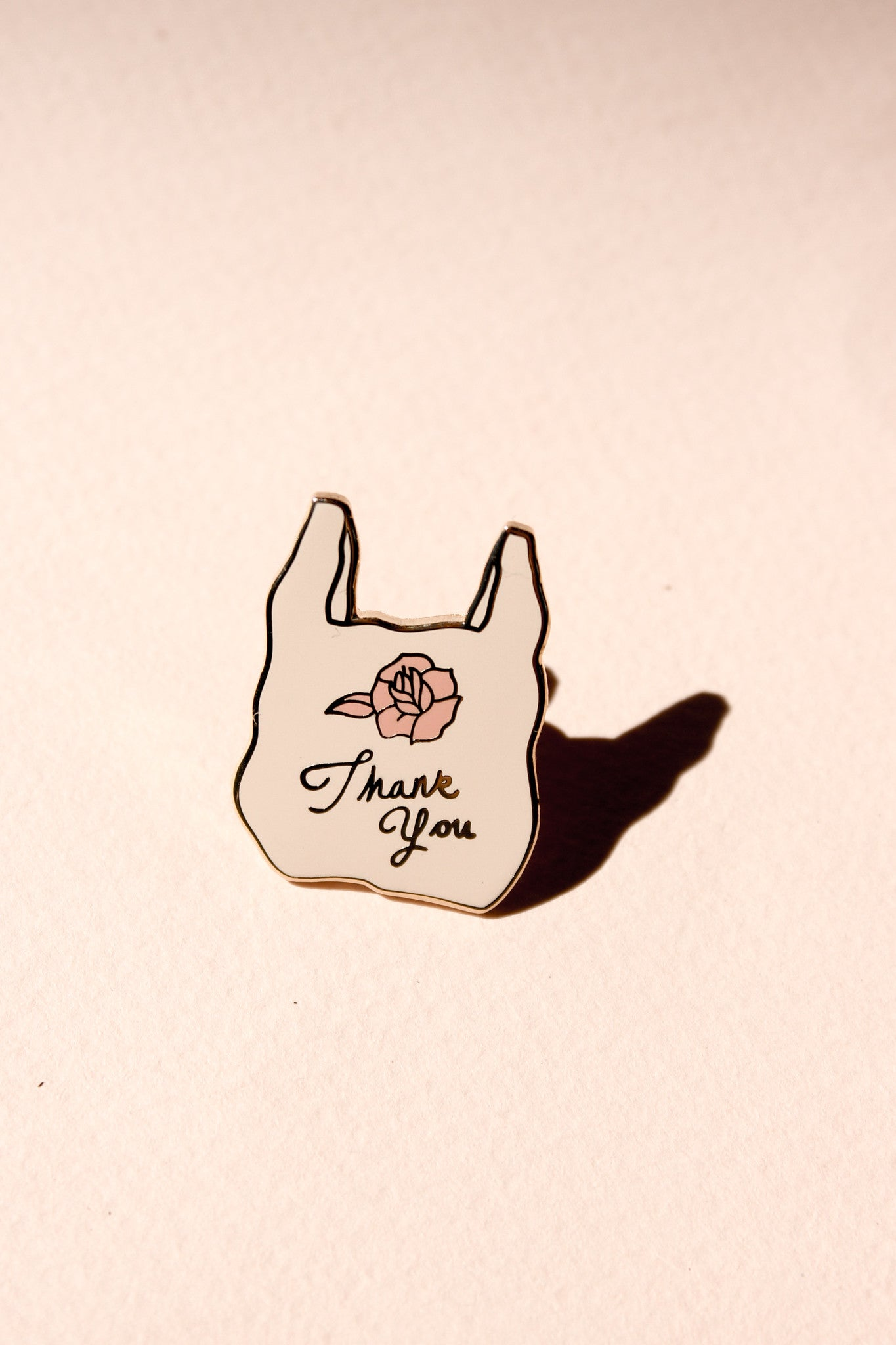 Thank You Bag Pin