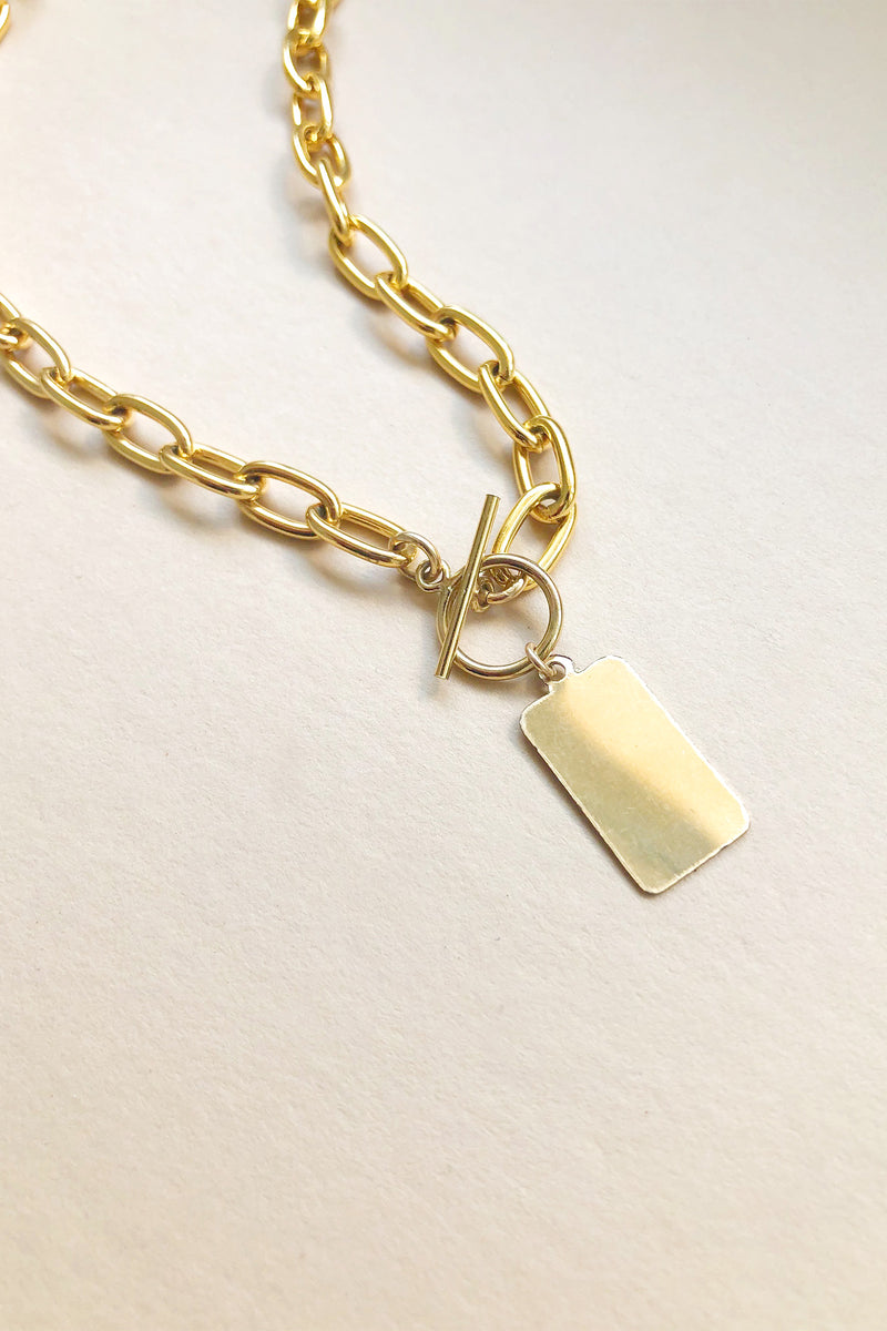 KO Chain Necklace