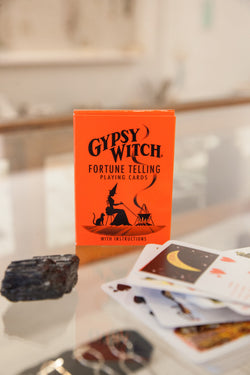 Gypsy Witch Cards
