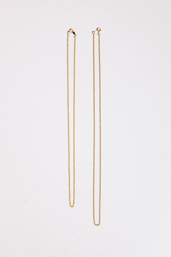 14k Gold Fill Rope Chain