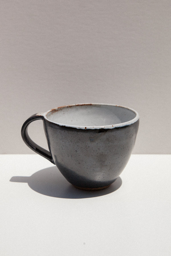 Meadow Mug - Black w/ White Interior