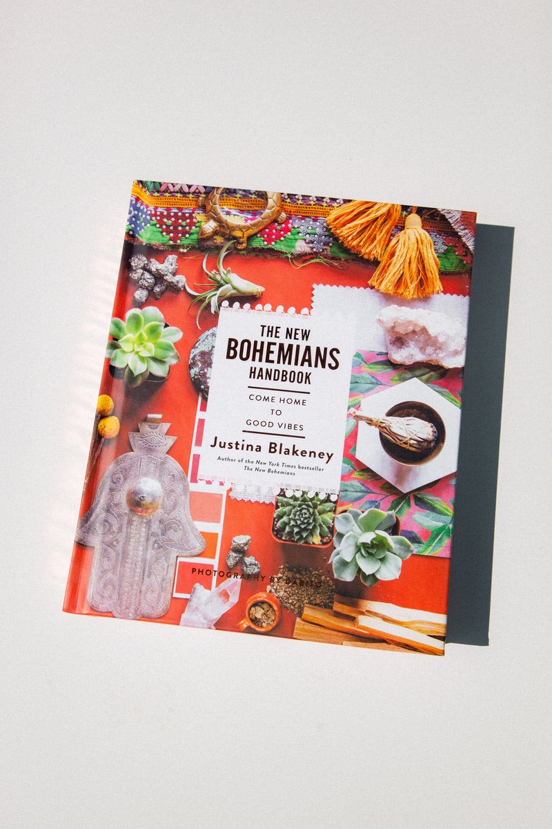 The New Bohemians Handbook by Justina Blakeny