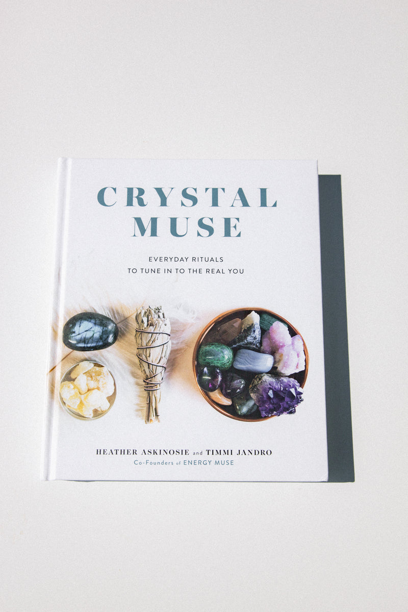 Crystal Muse by Heather Askinosie & Timmi Jandro