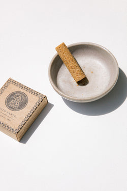 Hand Pressed Palo Santo Incense Box