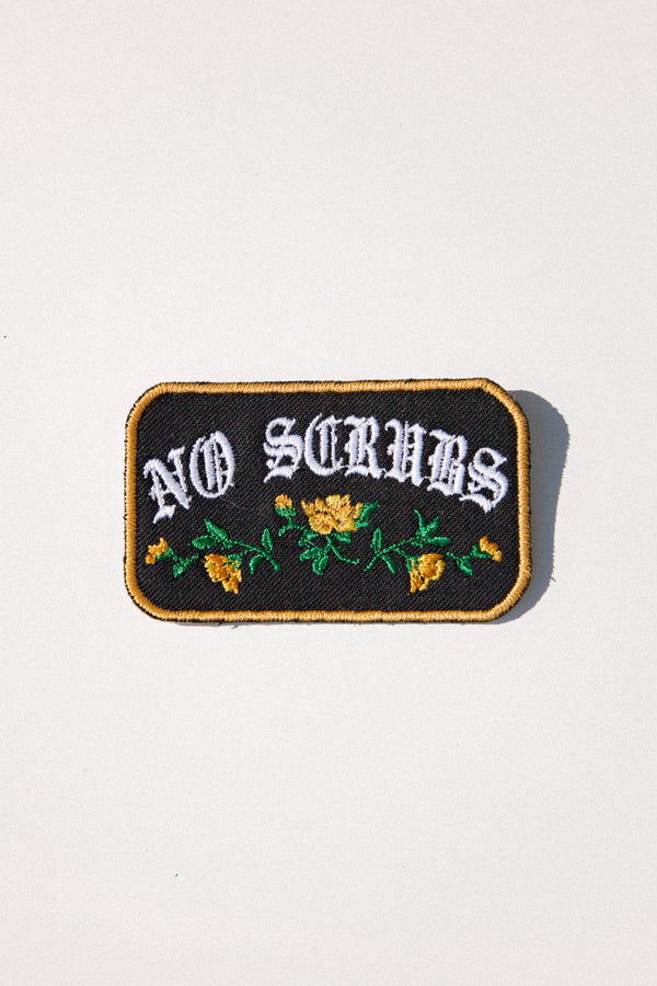 No Scrubs Patch