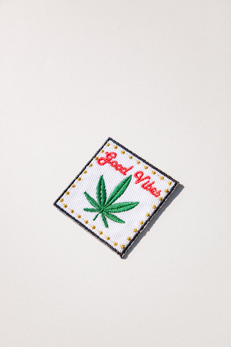 Good Vibes Weed Patch