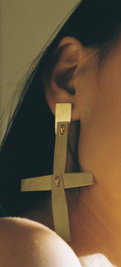 La Cruz Earrings