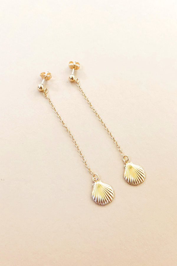 Ciao Seashell Earrings