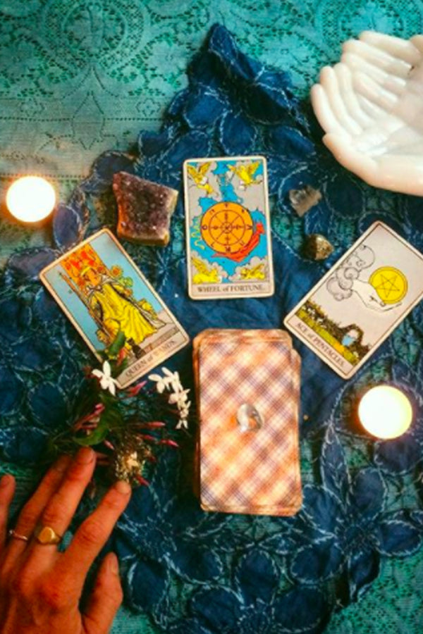PAST: Introduction to the Tarot: Monday, 2/12