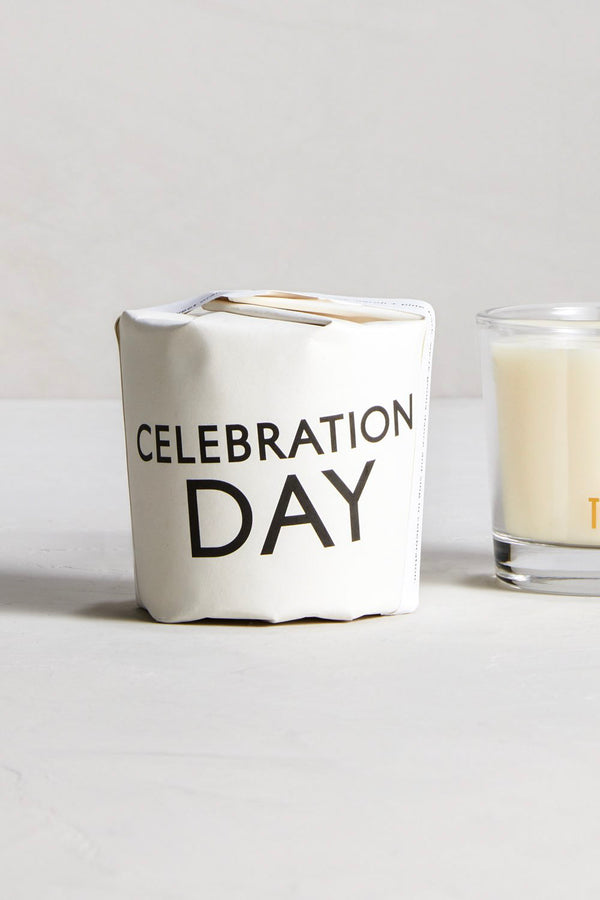 Celebration Day Candle (Curbside Pickup Only)