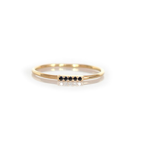 Black Diamond Alinea Ring
