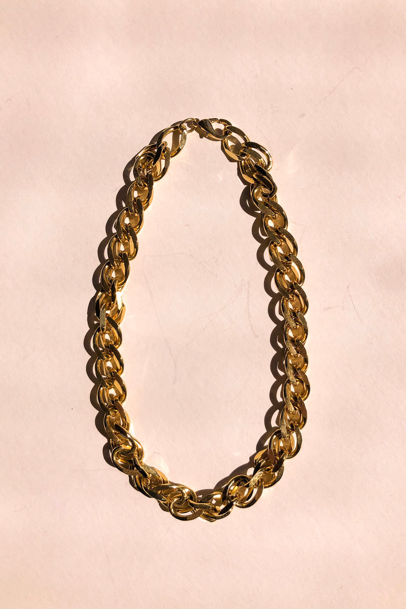 Vintage Chunky Chain