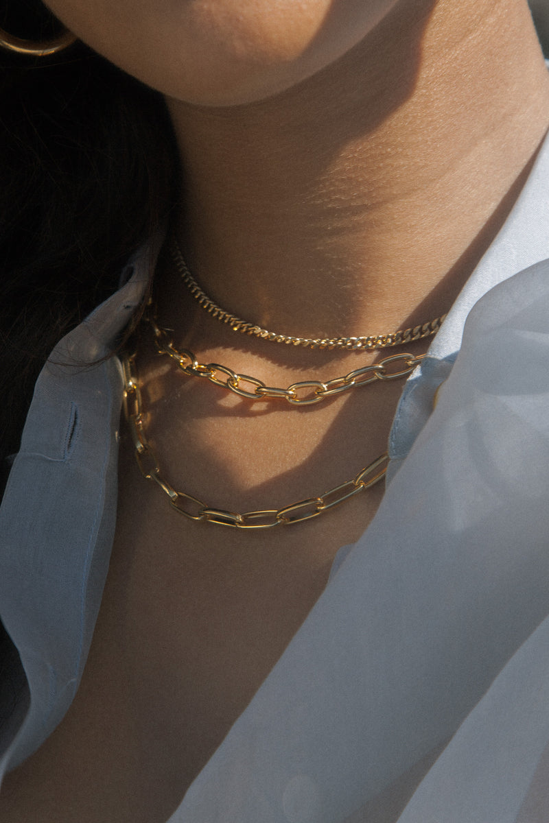 CC Chain Necklace