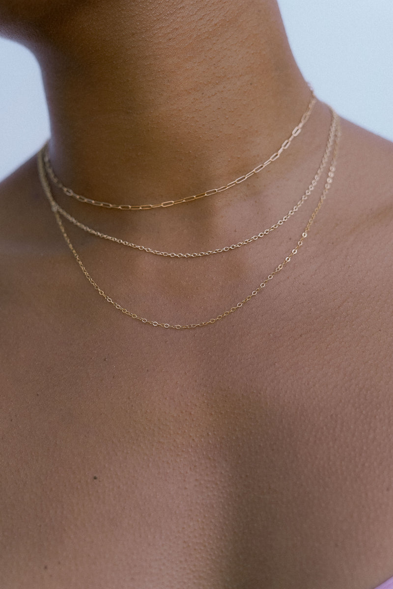Petite Gold Chains