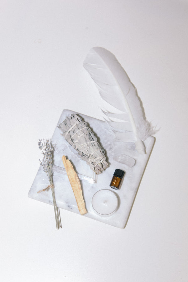 Energy Cleansing Ritual Kit
