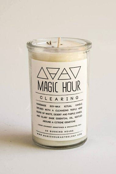 Clearing Candle (Curbside Pickup Only)