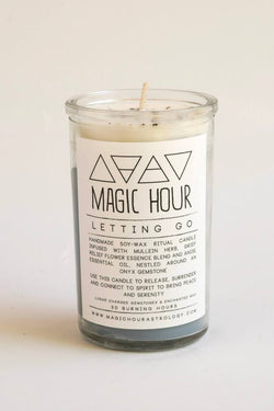 Letting Go Candle (Curbside Pickup Only)