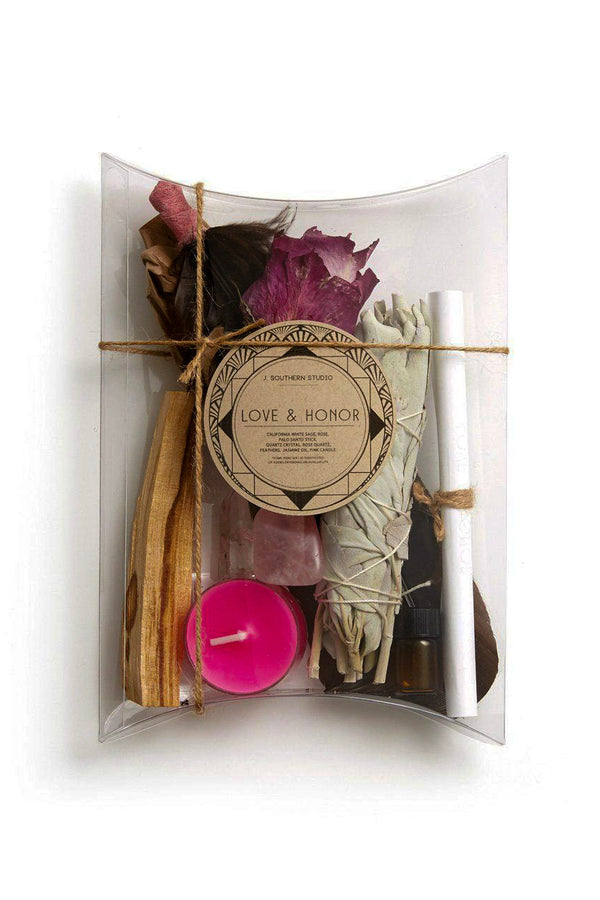 Love and Honor Ritual Kit
