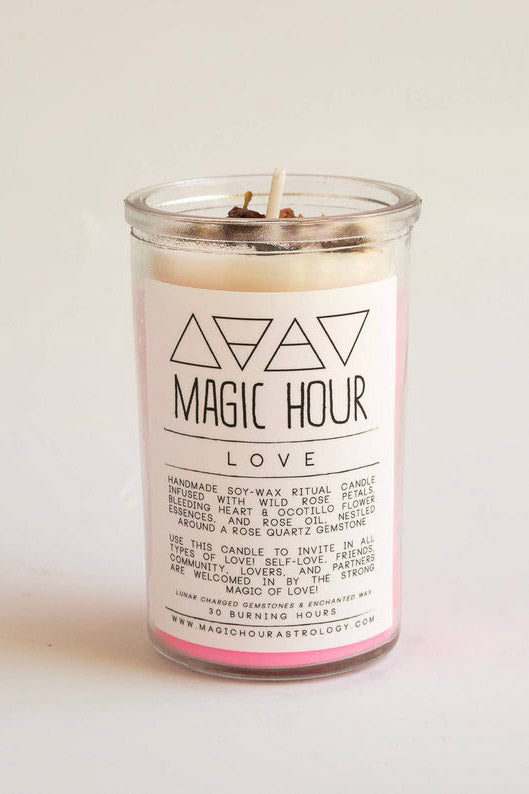 Love Candle (Curbside Pickup Only)