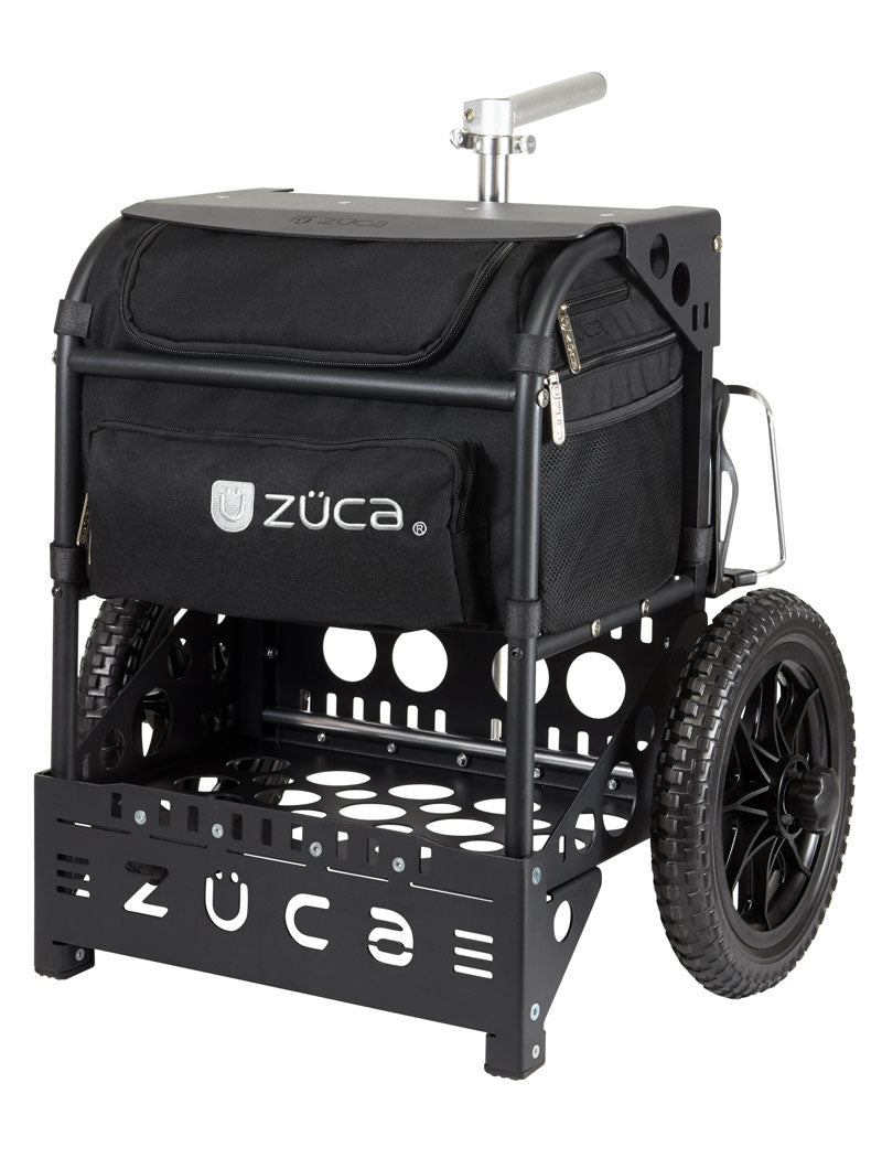Zuca Transit Disc Golf Cart - 1010 Discs