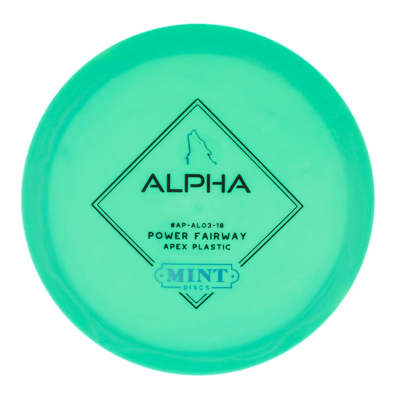 Mint Discs Alpha Stable Fairway/Control Driver - 1010 Discs