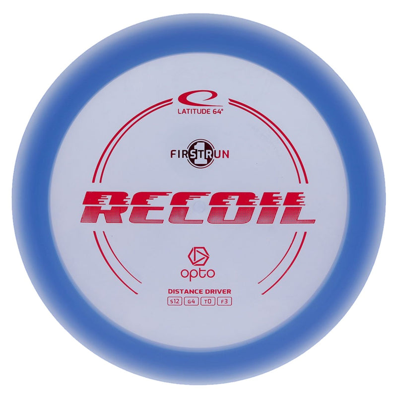 Latitude 64 Recoil Overstable Distance Driver - 1010 Discs
