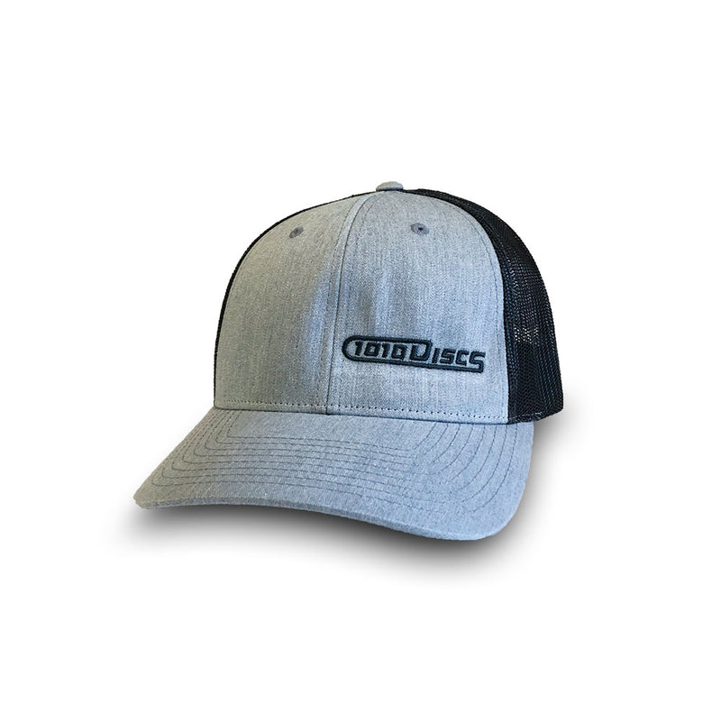 1010 Discs Bar Richardson Mesh Back Trucker Cap - 1010 Discs