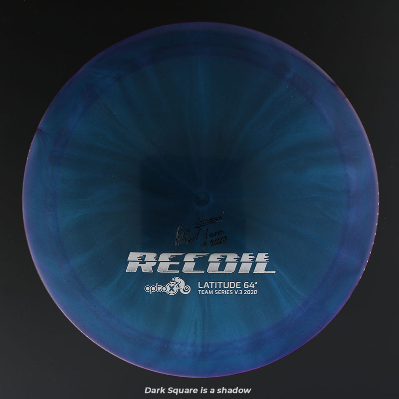 Latitude 64 Recoil Overstable Distance Driver