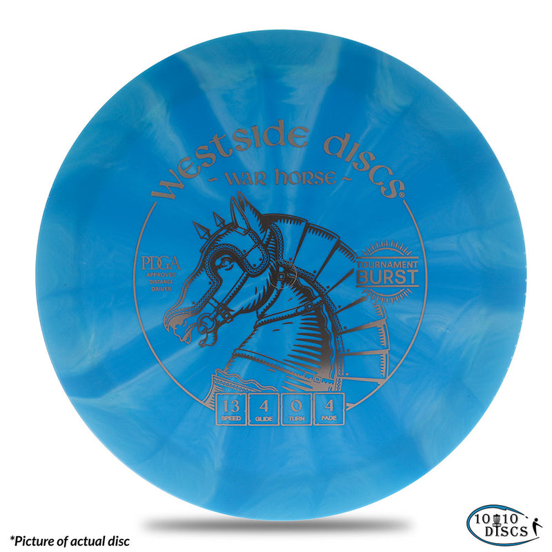 Westside Warhorse Very Overstable Distance Driver