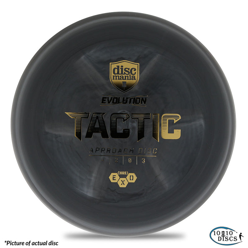 Discmania Evolution Tactic Overstable Putt & Approach - 1010 Discs