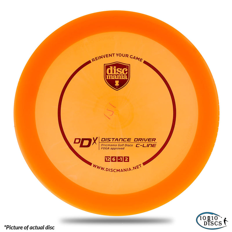 Discmania DDX Overstable Distance Driver