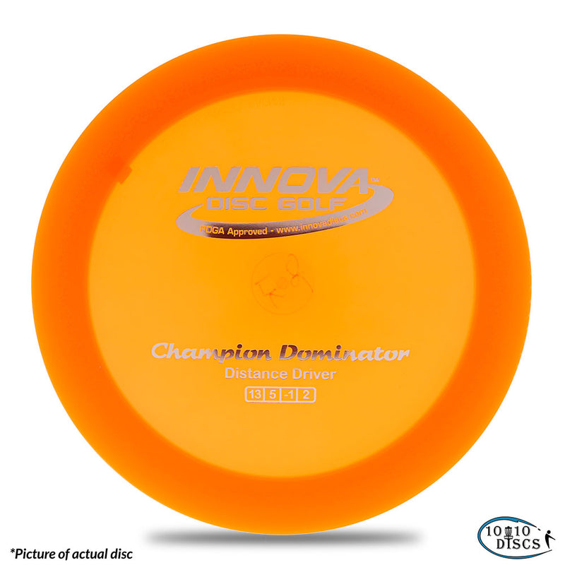 Innova Dominator Stable Distance Driver