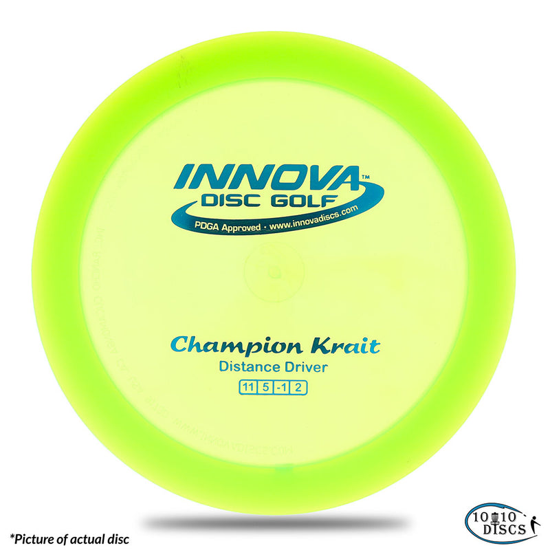 Innova Krait Stable Distance Driver