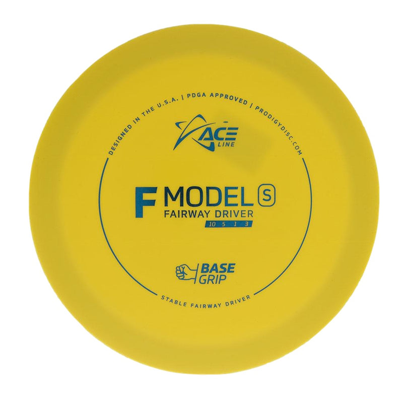 Prodigy ACE Line F Model S Overstable Fairway/Control Driver - 1010 Discs