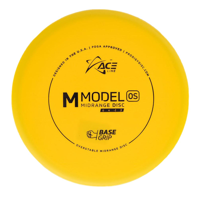 Prodigy ACE Line M Model OS Overstable Midrange - 1010 Discs