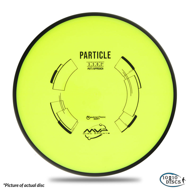 MVP Particle Overstable Putt & Approach - 1010 Discs