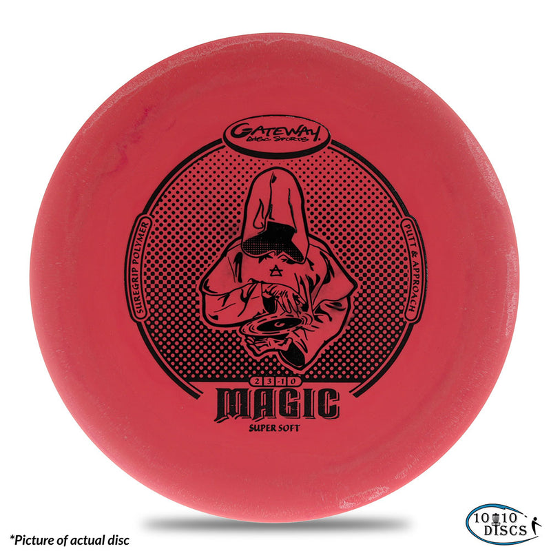 Gateway Magic Understable Putt & Approach - 1010 Discs